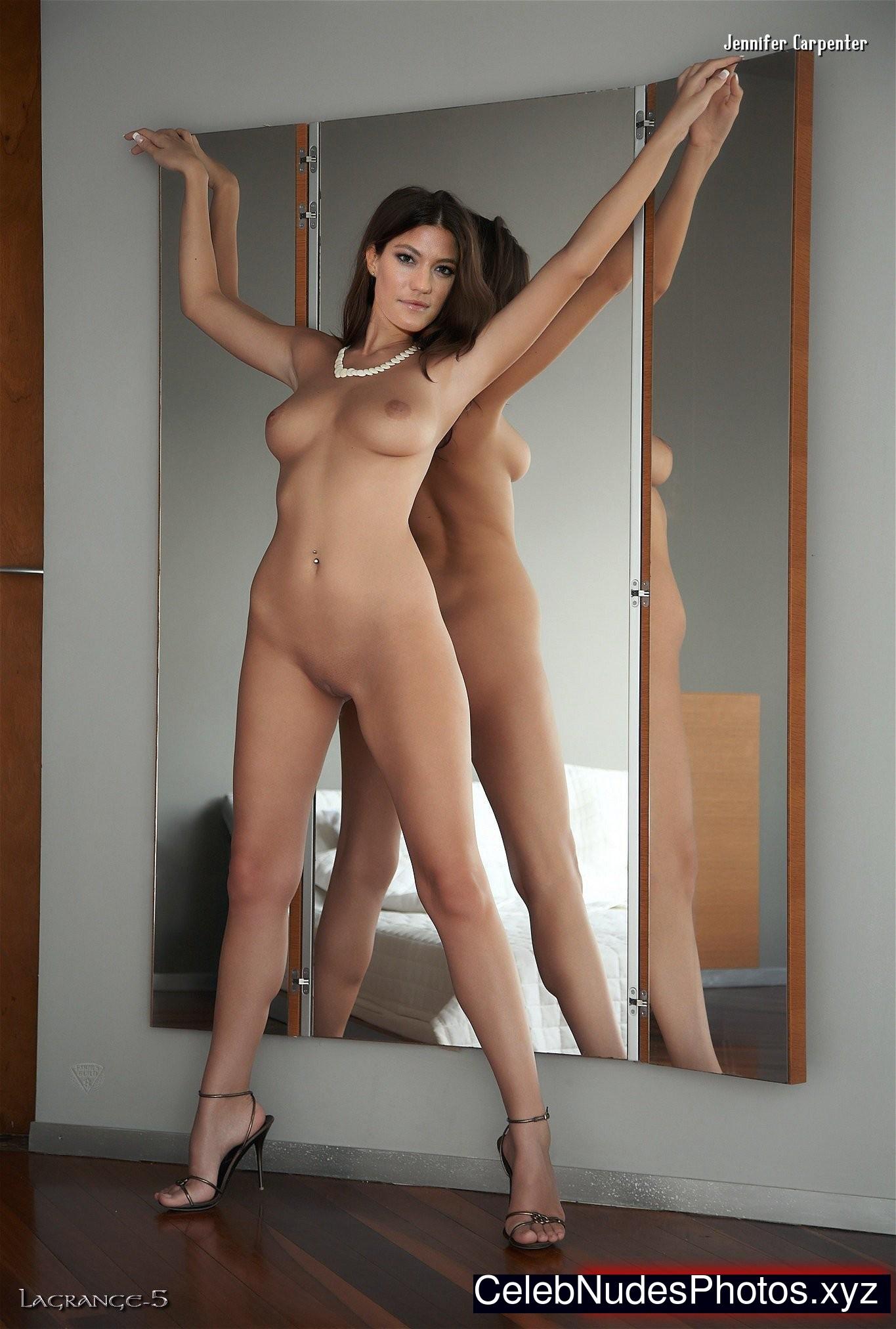 jennifer carpenter topless
