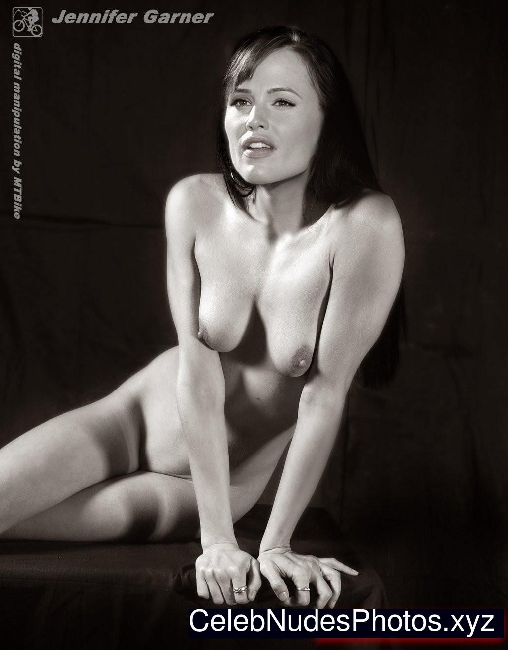 jennifer garner naked nude