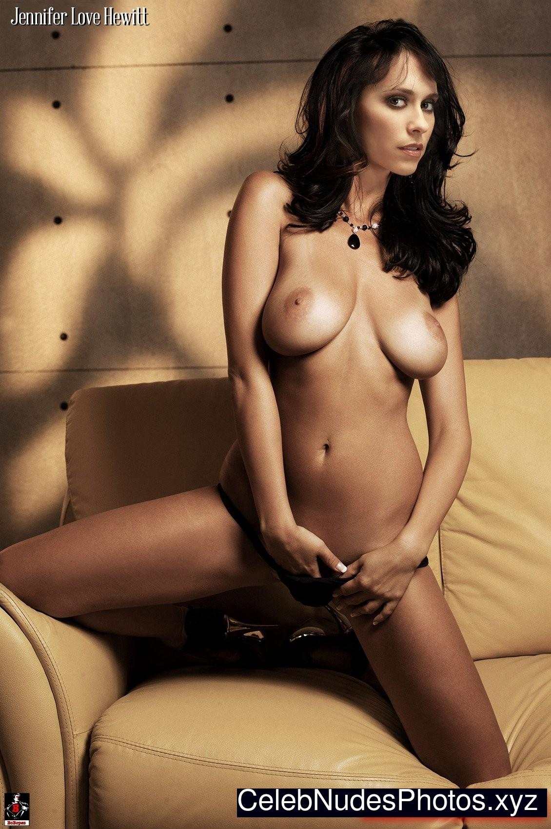 jennifer love hewitt nude topless