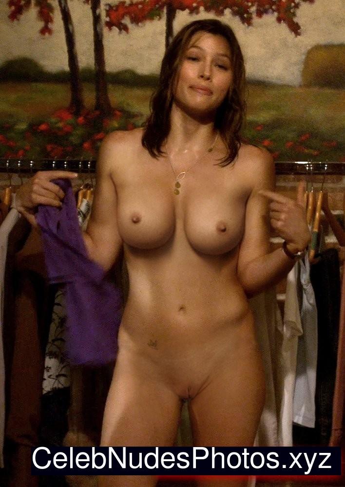 jessica biel naked pics