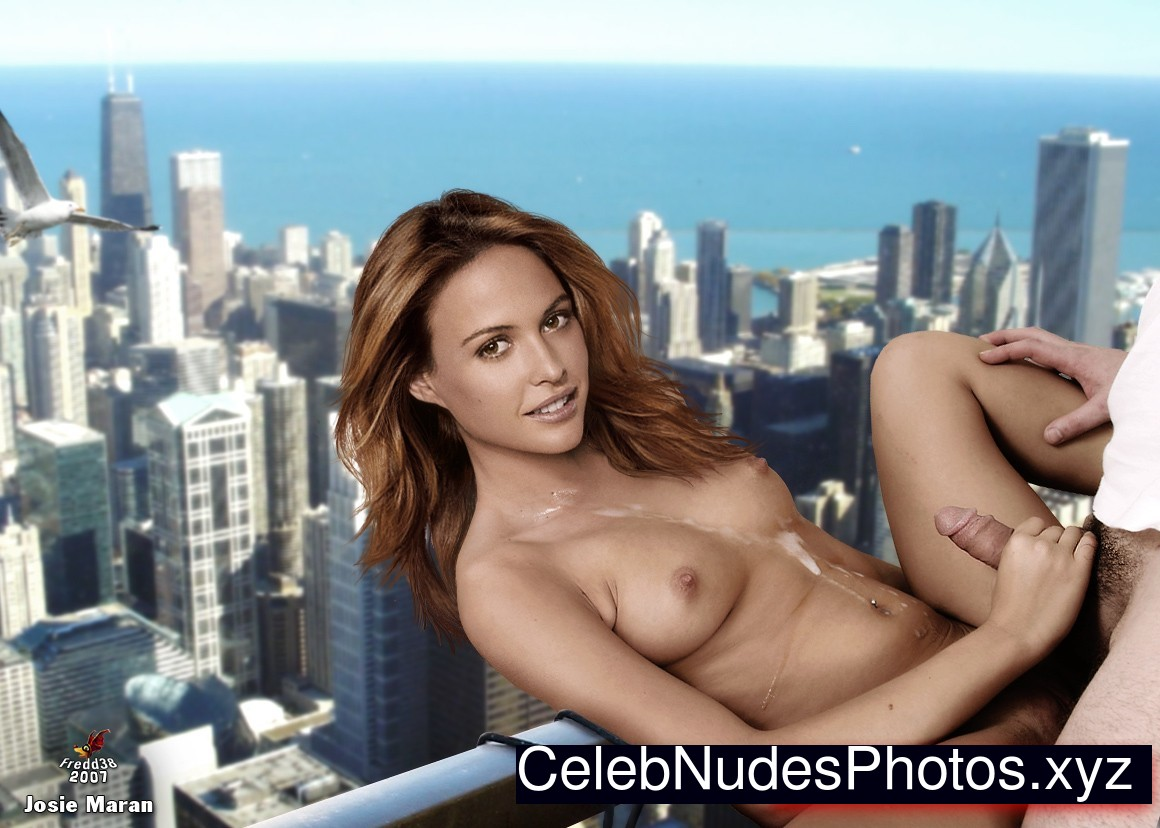 Josie maran boobs