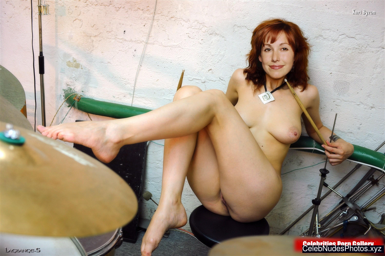 kari byron model nude