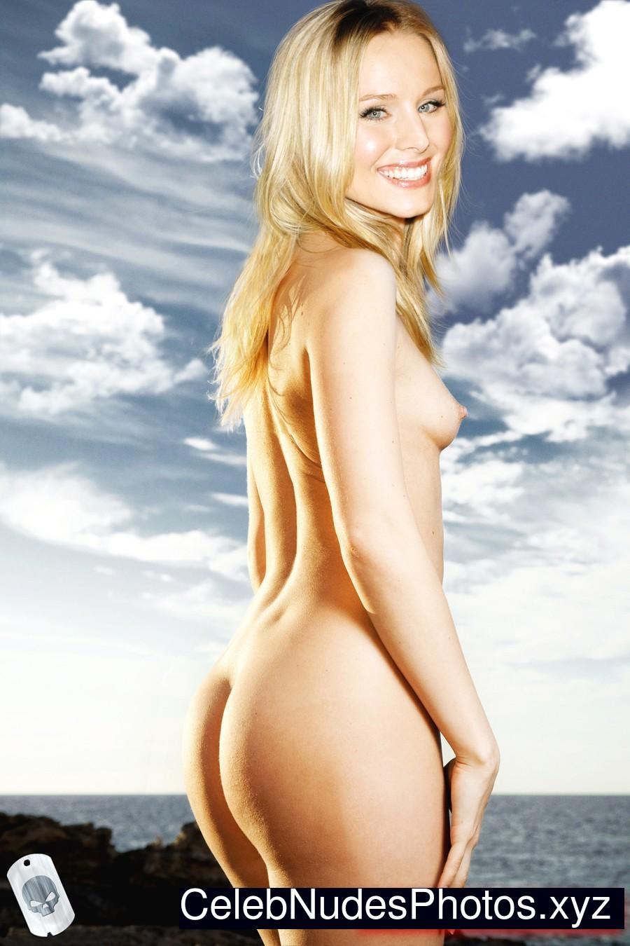 kristen bell sexy nude