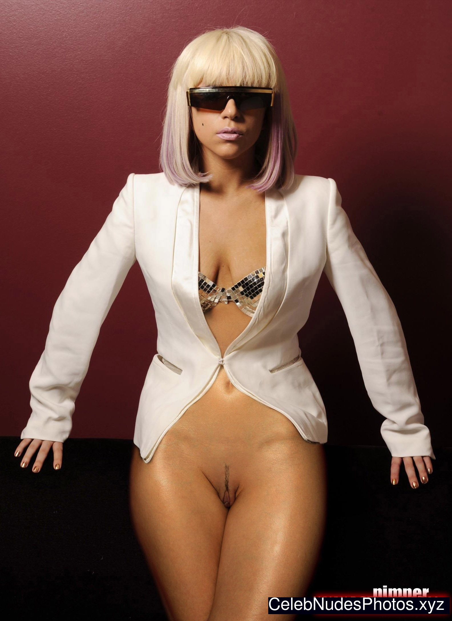 lady gaga hot fake nude