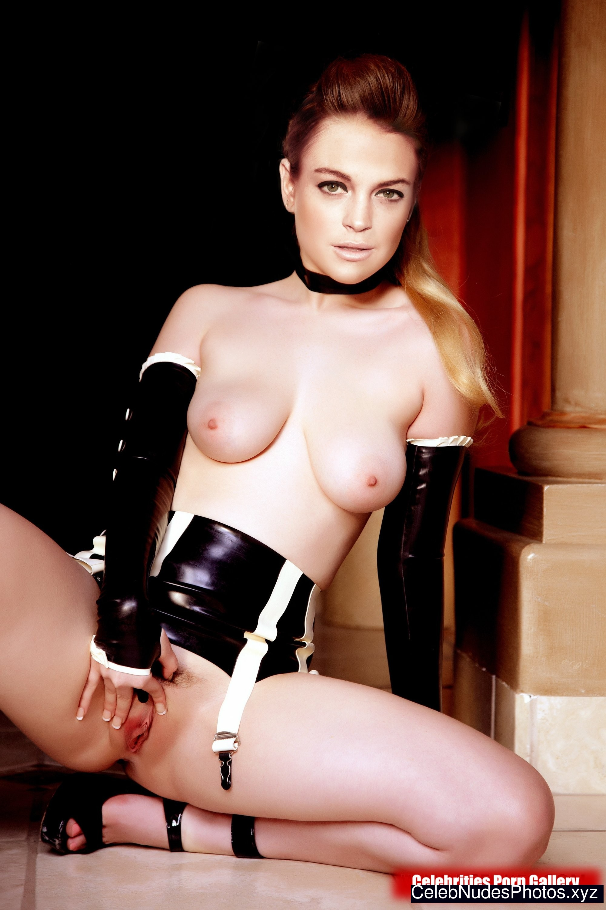 Nude linsey lohan pics