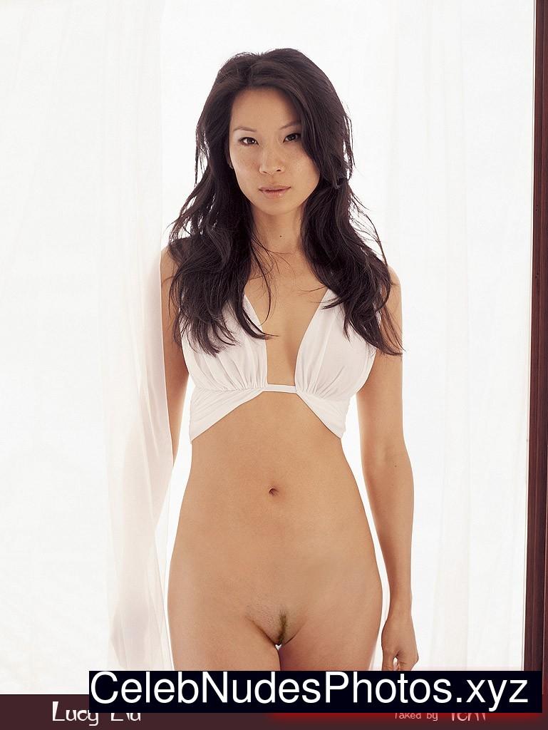 lucy liu nude photos