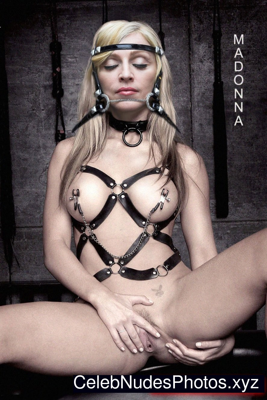 free naked pictures madonna