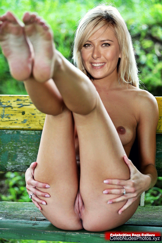 maria sharapova naked video