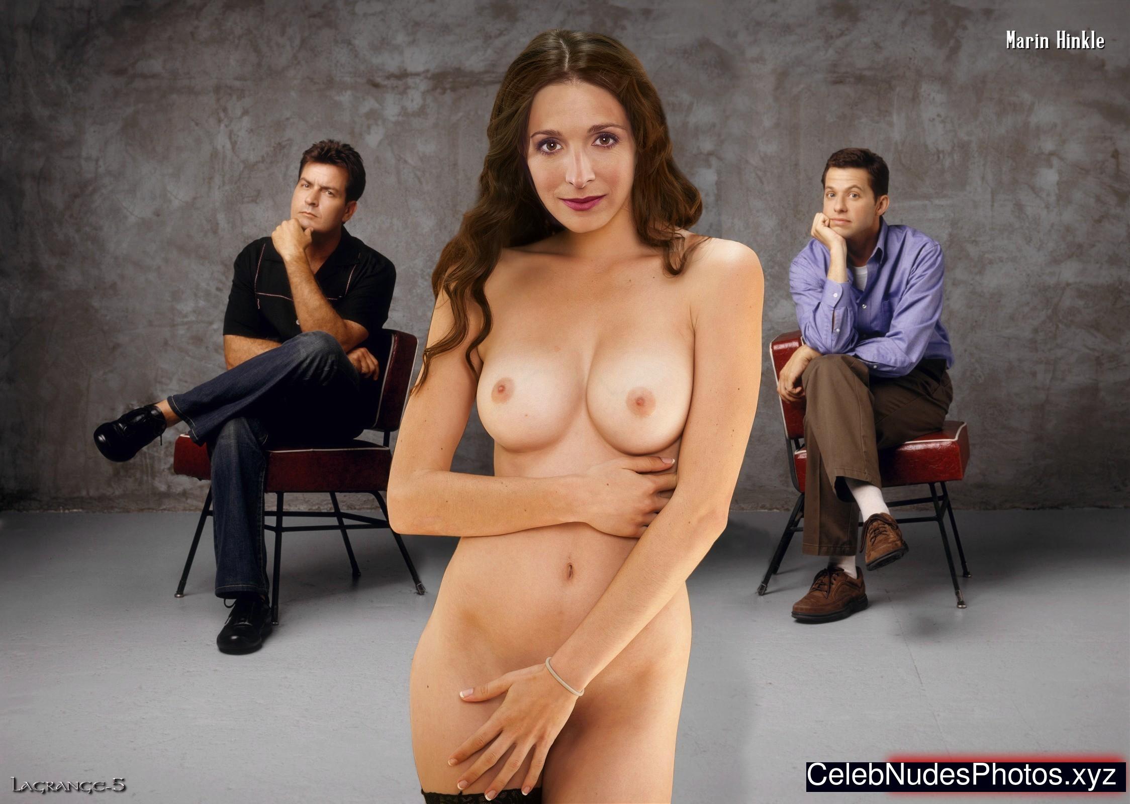marin hinkle nude