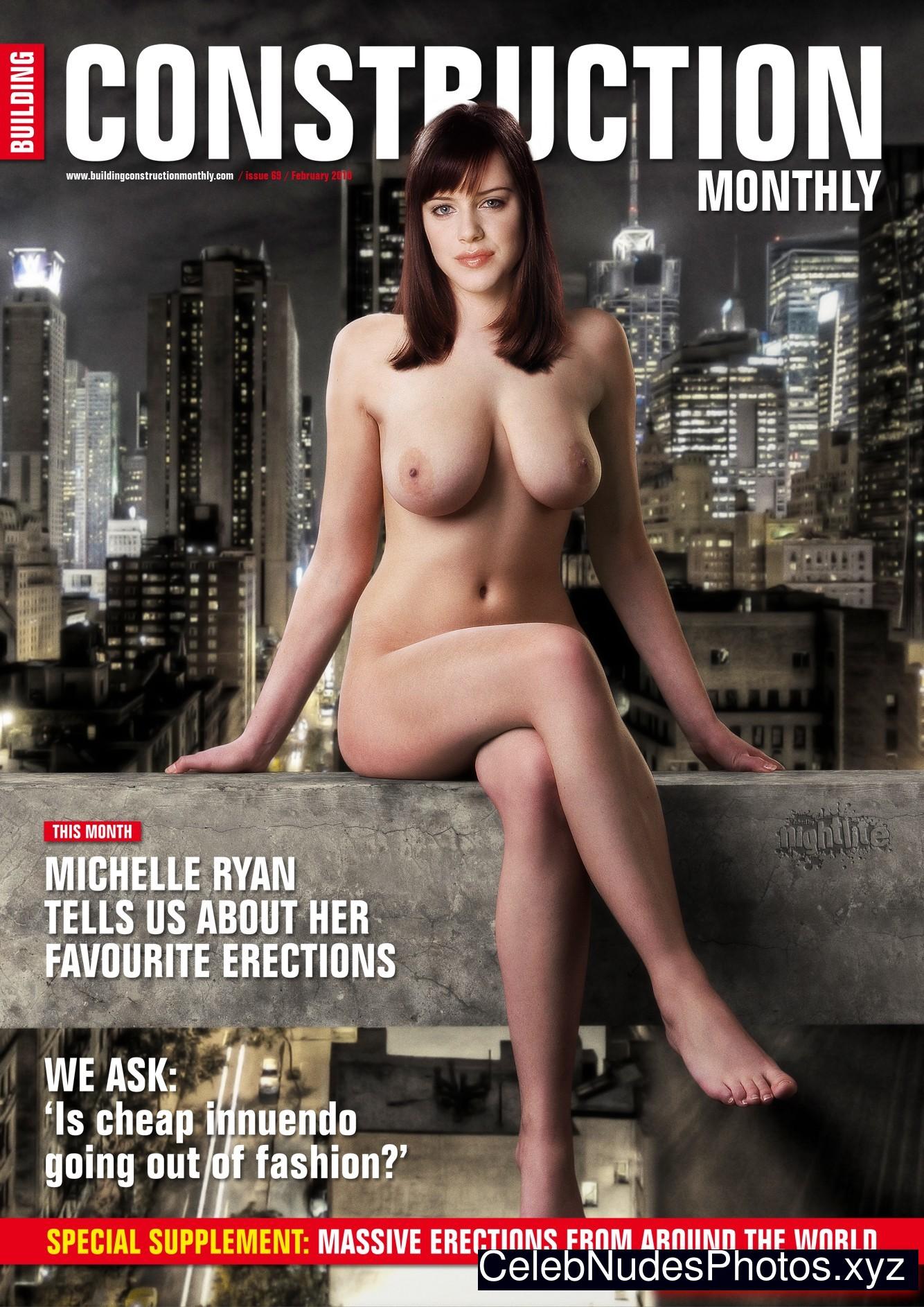 michelle ryan naked