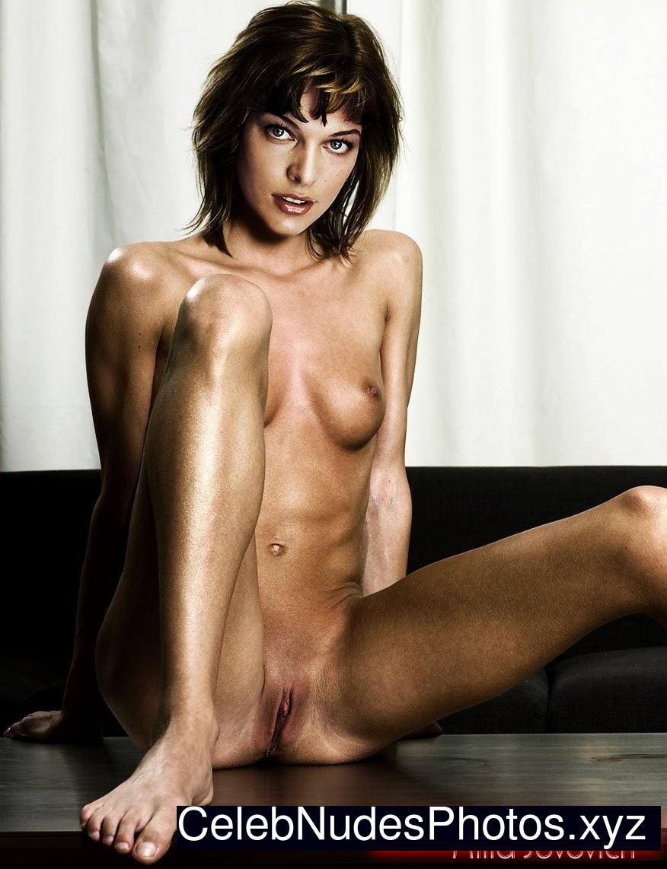 Jovovich pussy milla nude