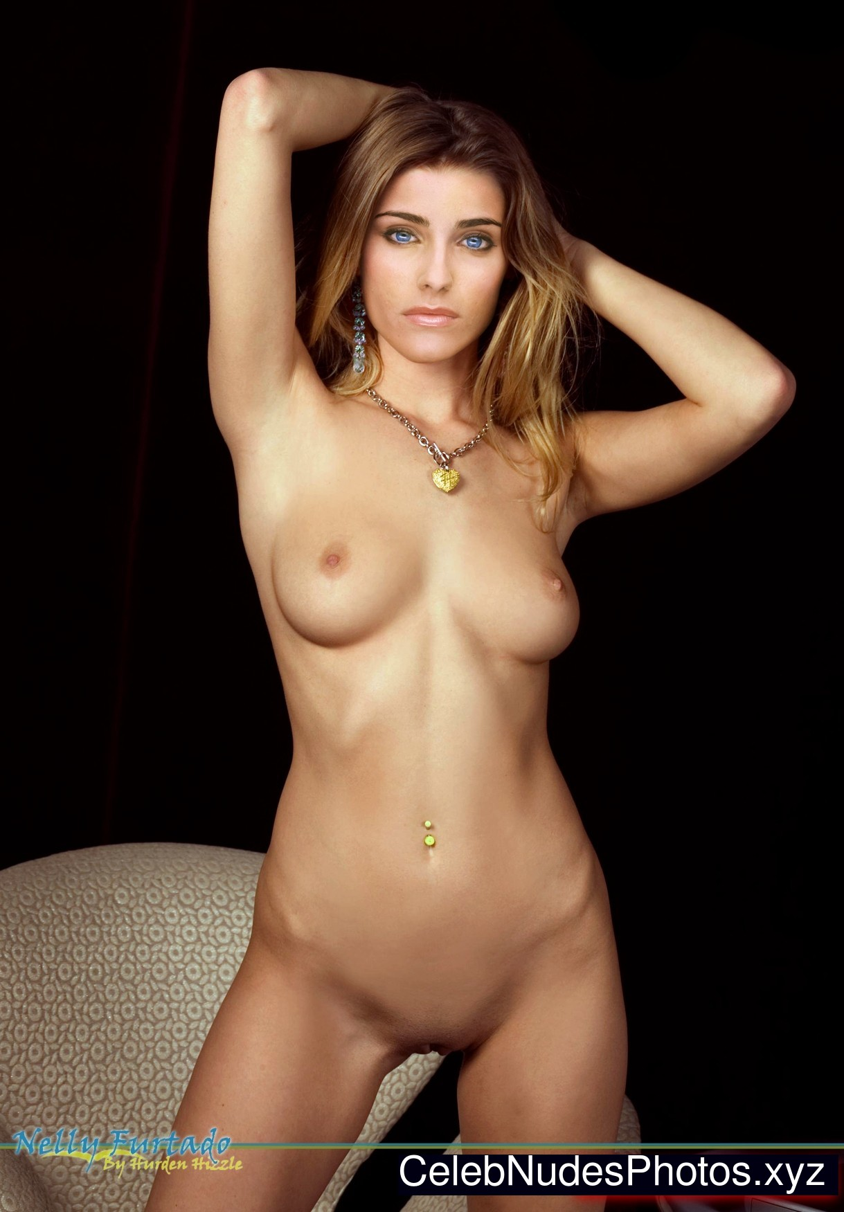 Topless nelly furtado