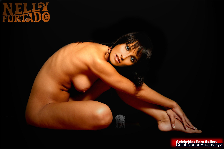 nelly furtado nude
