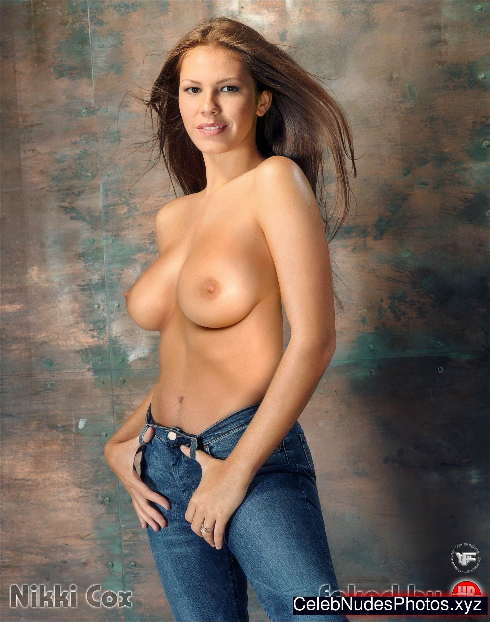 Nicki cox nude