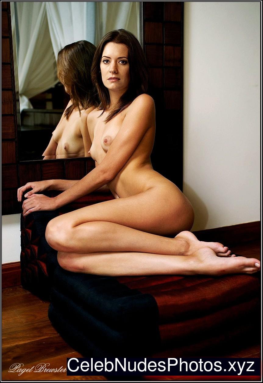 paget brewster naked ass shots