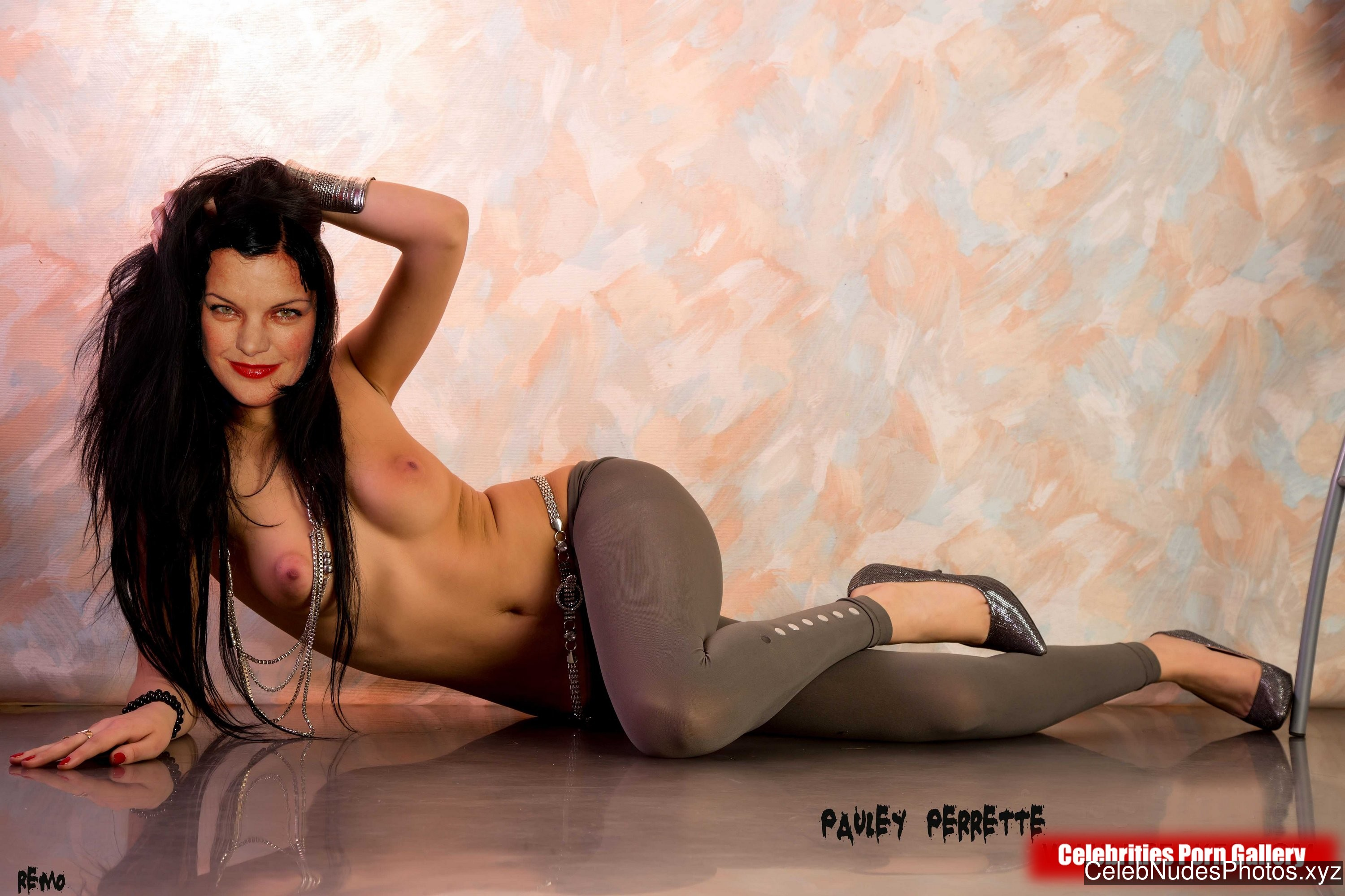 pauley perrette naked photos