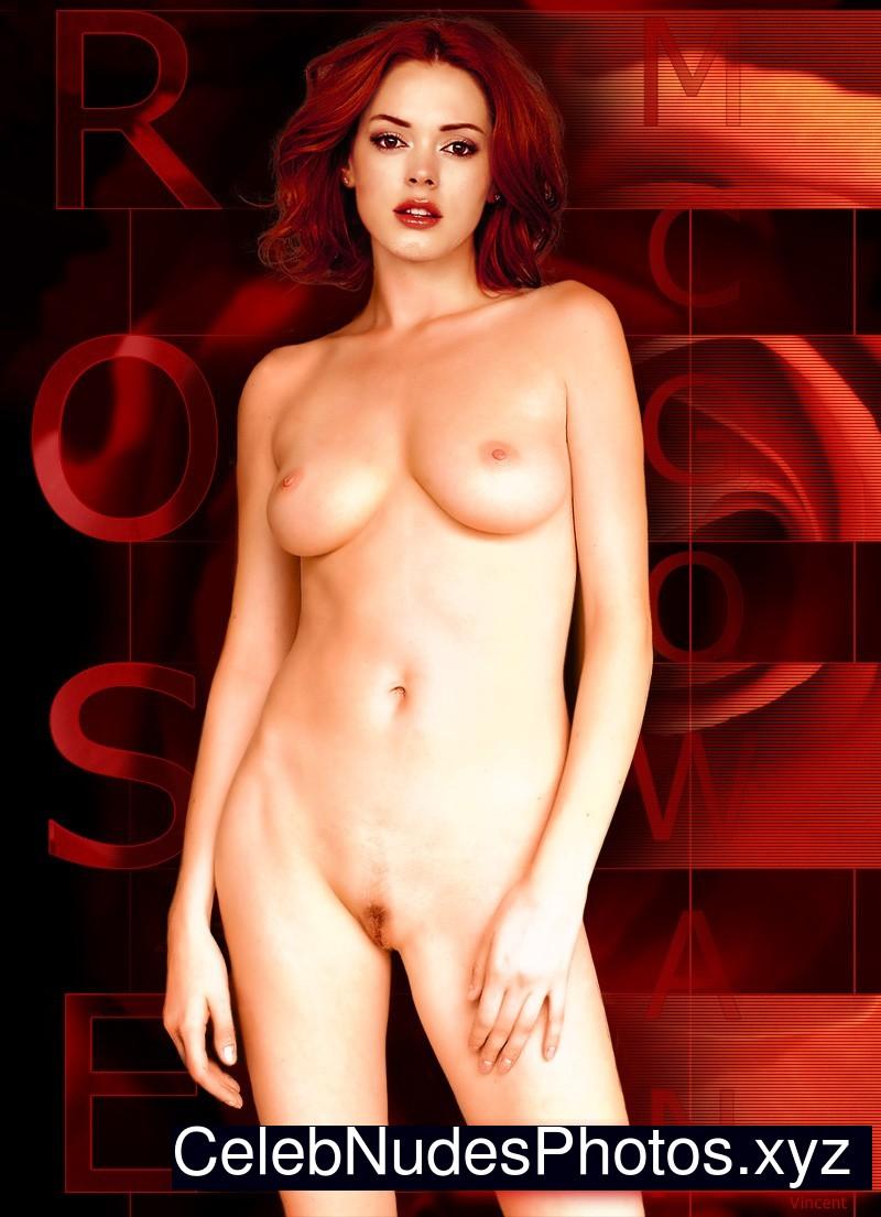 Nude rose magowan