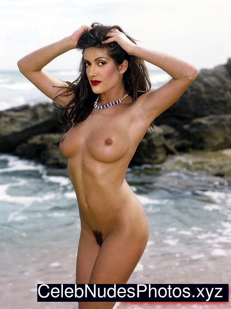 Salma hayek naked real