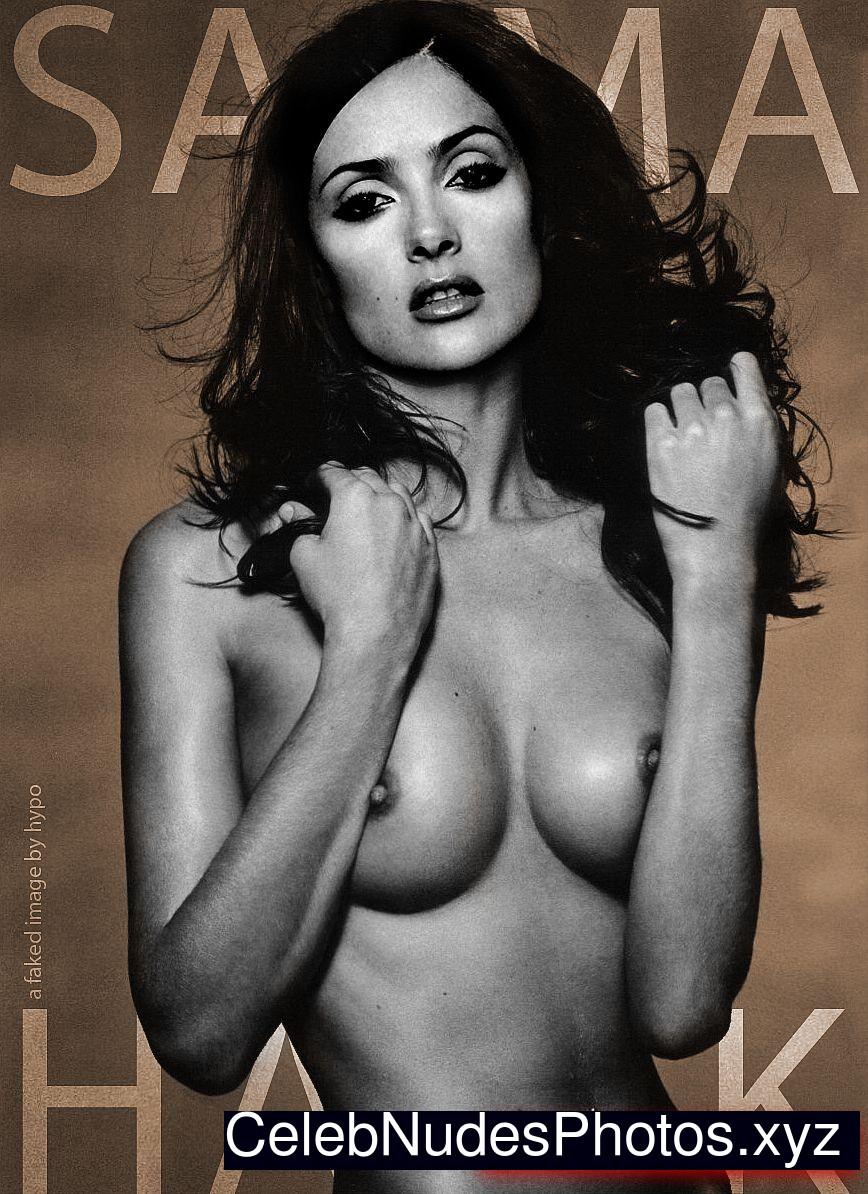 Salma hayek naked fakes