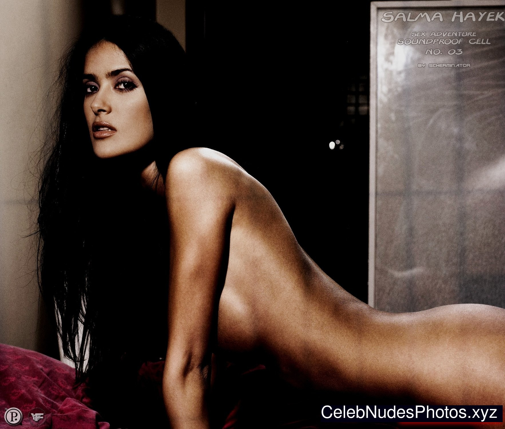 Of salma hayek pics free nude