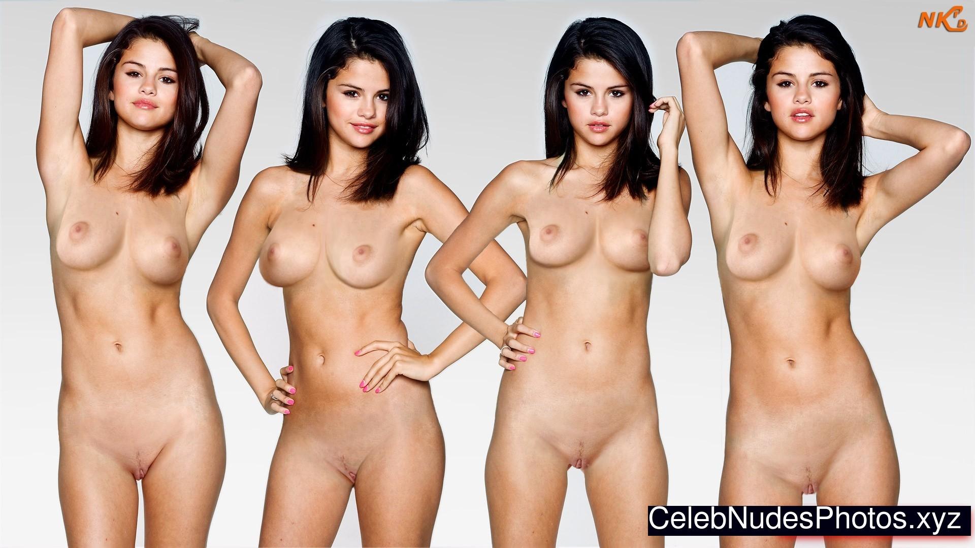 selena gomez real naked pic