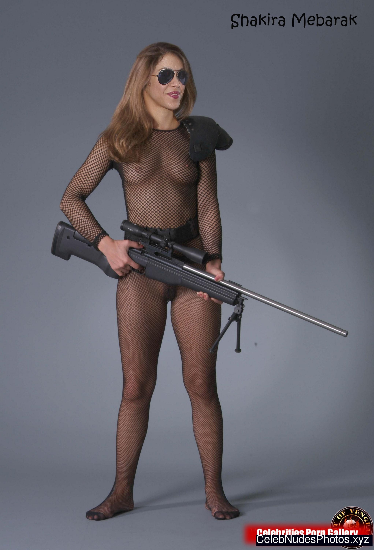 hot sexy girl shakira naked