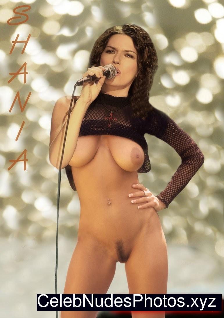 shania twain nude photos