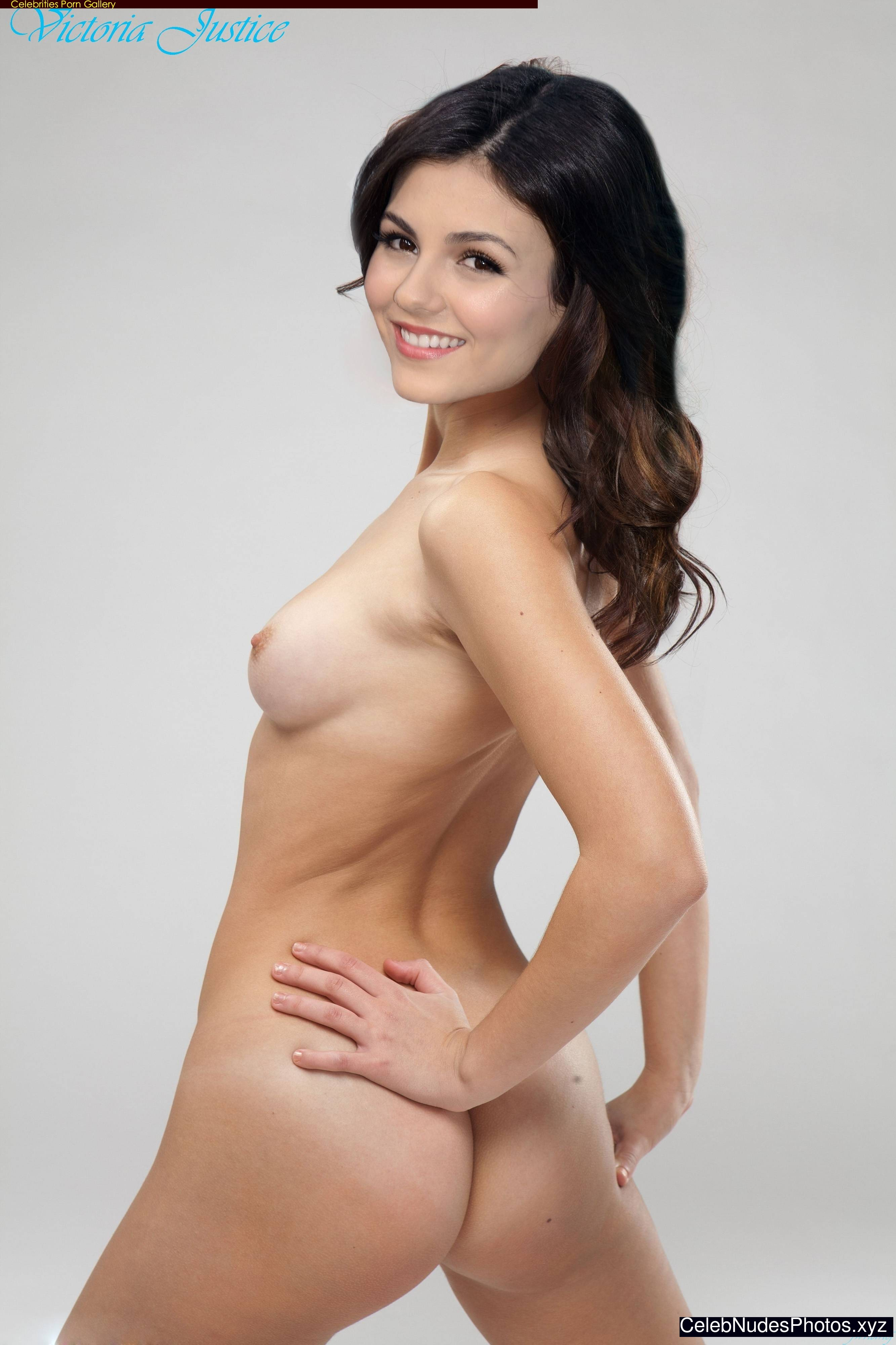 Nude pictures justice victoria