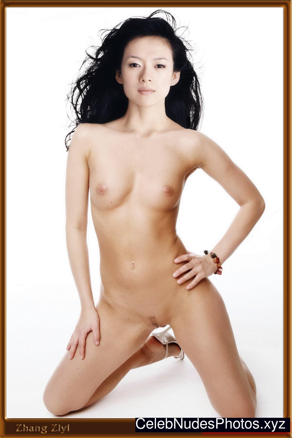 zhang nude