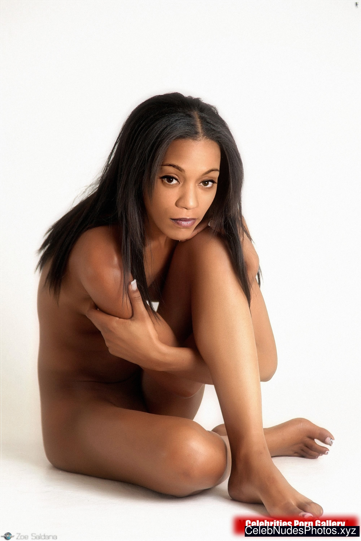 free nude pics of zoe saldana