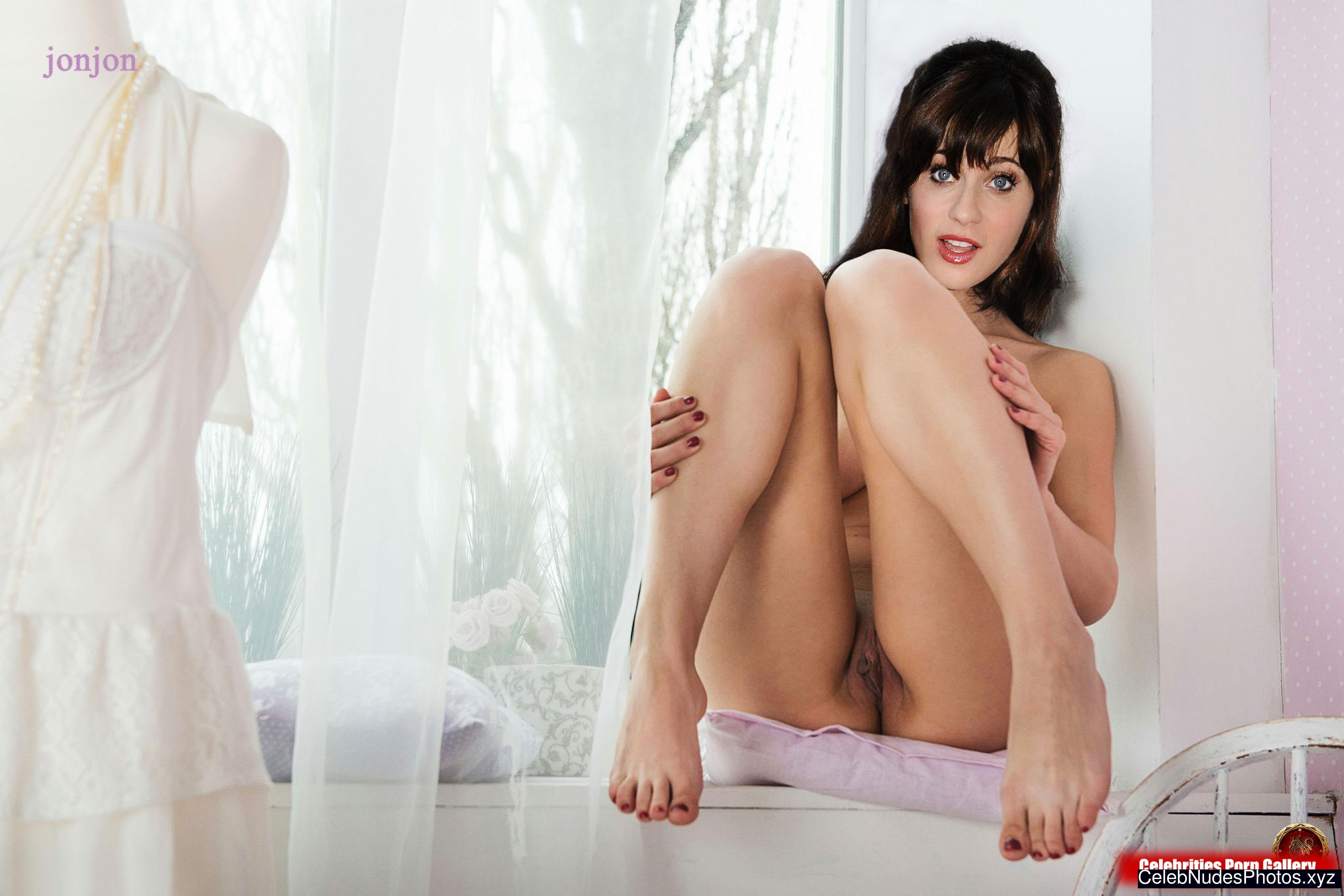 Zooey deschanel nude xxx