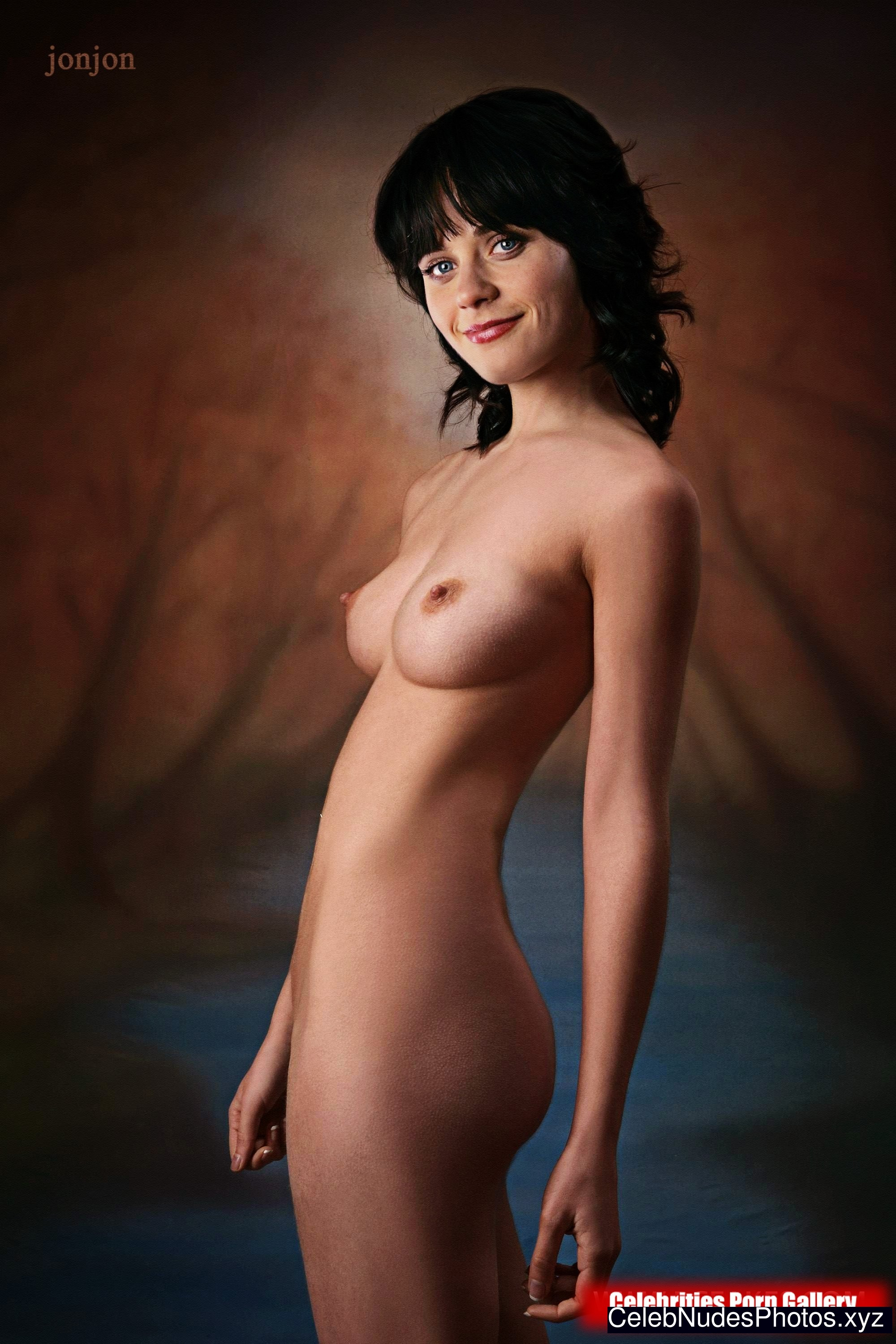 Zooey deschannel nude